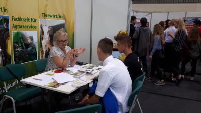 Fachmesse vocatium 2019