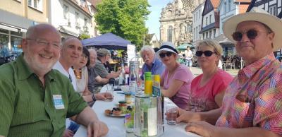 Foto zur Meldung: Bürgermahl 404 Jahre Stadtkirche Bückeburg