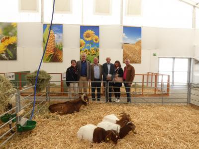 Vorschaubild zur Meldung: Austausch der Landwirte im Rahmen der deutsch-französischen Freundschaft