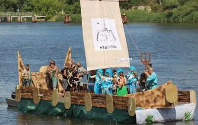 Boot, Dorfverein Am Oderstrom e. V.