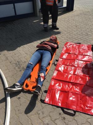 Bild der Meldung: FFW Lüllau unterstützt Kreisbereitschaftsübung