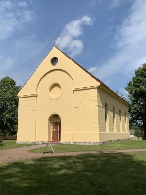 Vorschaubild zur Meldung: Orgelkonzert in der Kirche Weggun