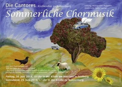 Vorschaubild zur Meldung: Chormusik in der Kirche Boitzenburg, 29. Juni