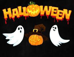 Foto zur Meldung: Halloweenbasteln in der Stadtbibliothek