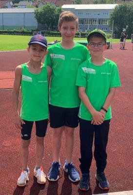 Foto zur Meldung: Sportfest Güntersleben