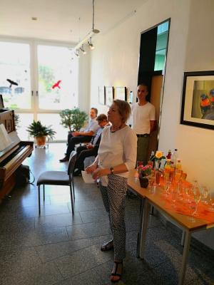 Foto zur Meldung: Neue Ausstellung im Rathaus Grünheide (Mark)
