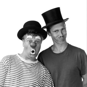 Clowntheater Kakerlaki beim MuSS am 04.09.19 in Murg