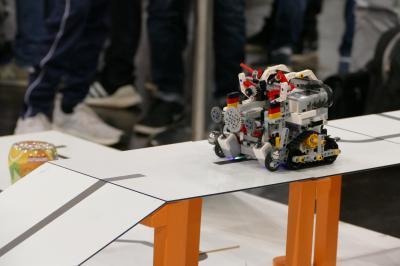 Vorschaubild zur Meldung: RoboCup Europameisterschaft!