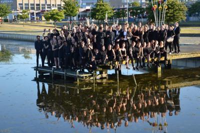 Das Oberstufenorchester der Rudolph Steiner Schule Berlin