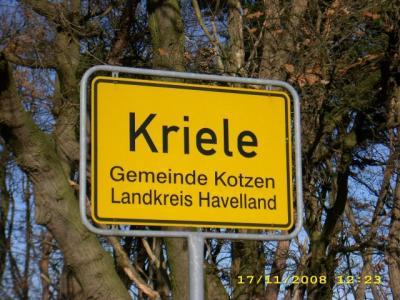 Vorschaubild zur Meldung: Wahlbekanntmachung für die Nachwahl zum Ortsbeirat Kriele, Gemeinde Kotzen
