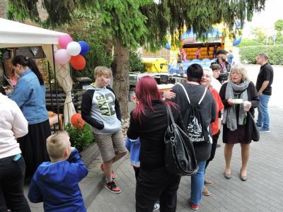 Foto zur Meldung: AWO-Fest mit Familien und Bürgern