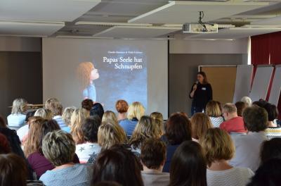 """Foto zur Meldung: Teilnehmerrekord bei der vierten Netzwerkkonferenz der """"Frühen Hilfen"""" OSL"""