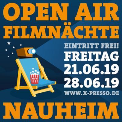 Foto zur Meldung: 28. Nauheimer Open-Air-Filmnächte
