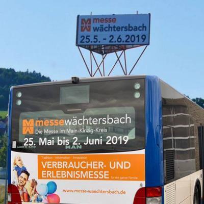 Vorschaubild zur Meldung: Das war die 71te Messe Wächtersbach