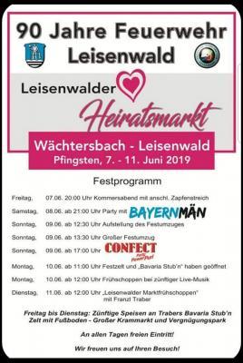 Leisenwalder Heiratsmarkt
