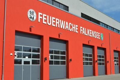 Feuerwehr hautnah - Falkenseer Kameraden laden zum Tag der offenen Tür am 15. Juni