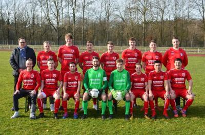 Foto zur Meldung: SGLB mit Sieg am letzten Spieltag macht den Aufstieg in die Kreisliga perfekt