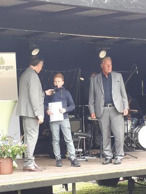 Foto zur Meldung: Stadt Hemmingen und Vereine ehren junge Nachwuchssportler