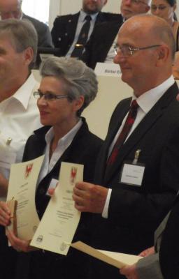 Dr. Erika und Gerhard Schwarz