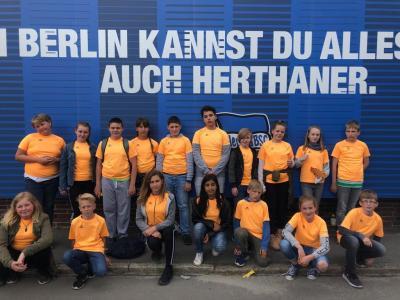 Manfred Köhn | 5. Klasse der Geschwister-Scholl-Grundschule Perleberg
