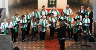 """Foto zur Meldung: """"Oh Happy Day"""" - Niemegk feiert Chor- und Orgelfest am 16. Juni"""