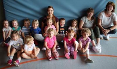 Vorschaubild zur Meldung: Kinderturnen: Nachfolge für Melina Kügler gefunden