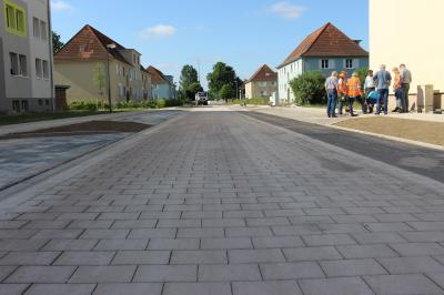 Vorschaubild zur Meldung: Sanierung der Jahnstraße abgeschlossen