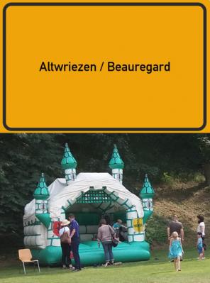 Vorschaubild zur Meldung: Dorffest in Altwriezen/Beauregard