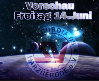 Foto zur Meldung: Kreispokal Finale Fr. 14.Juni Blankenburger FV II - SV Concordia 08 Harzgerode