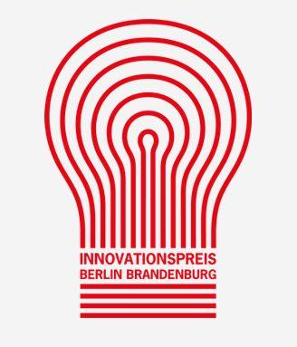 Unser Bild zeigt das Logo des Innovationspreises (Quelle: www. innovationspreis.de).