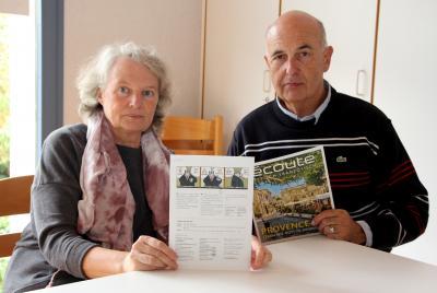 Annie Reisch und Bernd Kirfel begleiten Sie - Foto: Thomas Schmitz/pp/Agentur ProfiPress