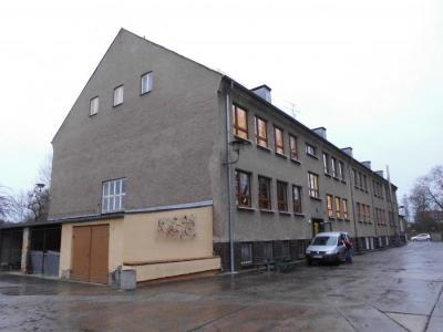 1. Spatenstich zum Umbau & Sanierung der Wiesenschule