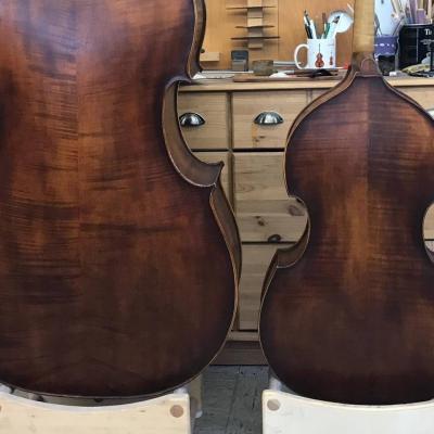Foto zur Meldung: Wilfers Cello- und Kontrabasswerkstatt mit neuem Internetauftritt
