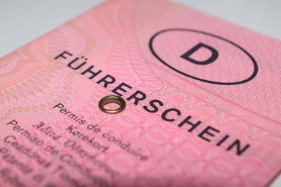 Fristen für Führerscheinumtausch in Kraft