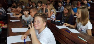 Vorschaubild zur Meldung: Kinder- und JugendUNI 2019