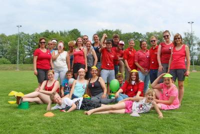 Foto zur Meldung: Teambuilding a la Fanfarenzug