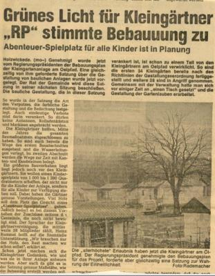 Hellweger Anzeiger vom 18.02.1978