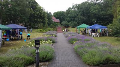 Foto zur Meldung: BNE Projekt Klimagarten - Gartenklima