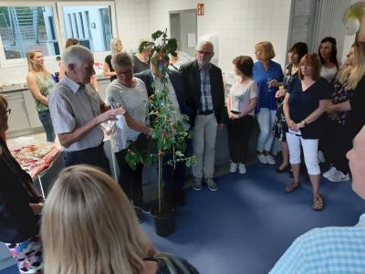 Foto zur Meldung: Feierliche Übergabe des Neubaus der OGS am Standort der Paul-Gerhardt-Schule