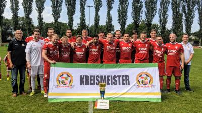 Kreismeister Kreisoberliga Saison 2018/2019 // SG Spergau e.V.