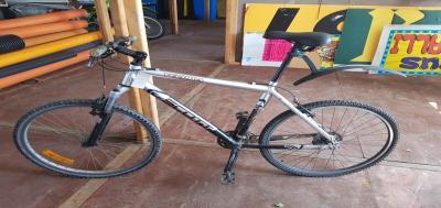 """26er Mountainbike """"Scott"""" silber-Schwarz"""