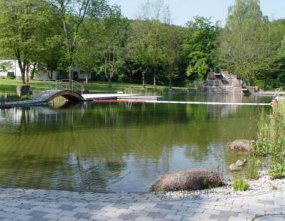 Vorschaubild zur Meldung: Naturbad geöffnet