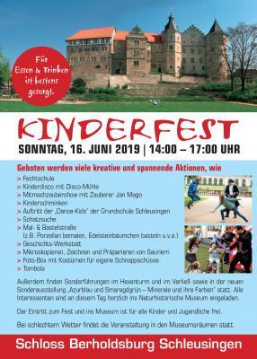 Flyer Kinderfest