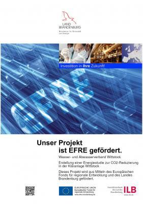 Foto zur Meldung: Unser Projekt zur Erstellung einer CO2-Energiestudie ist EFRE gefördert
