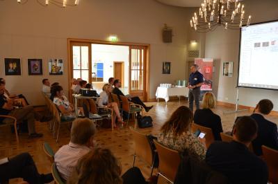Prignitzer Unternehmer beim 3. Arbeitgeberforum in Kultur- und Festspielhaus I Foto: Martin Ferch
