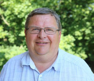 Ortsvorsteher Stefan Radach