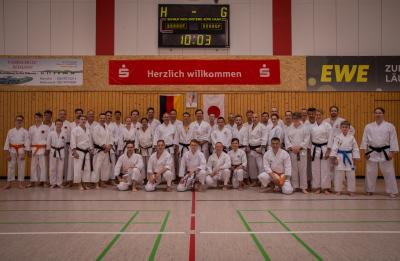 Foto zur Meldung: 2. Internationale Karate Seminar mit Avi Rokah