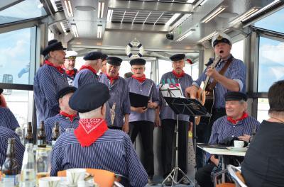 Foto zur Meldung: Leinen los: 26. Brandenburgische Seniorenwoche in OSL eröffnet / Auszeichnungen für ehrenamtliches Engagement vergeben