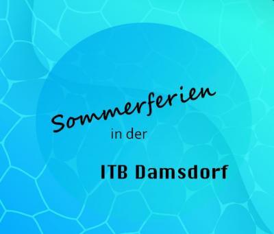 Foto zur Meldung: Sommerferienplan der ITB Damsdorf