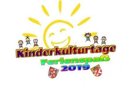Vorschaubild zur Meldung: Sommerferienprogramm - Kinderkulturtage 2019